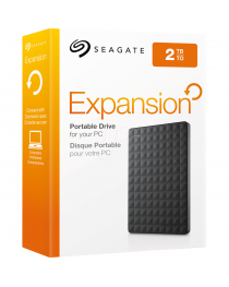 SEAGATE Expansion 2TB Harddisk/HDD External